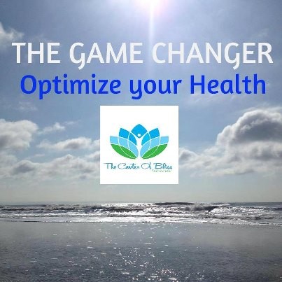 Free EBOOK by Joining! The Game Changer: Optimize your Health